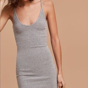 Artizia Grey Bodycon Dress